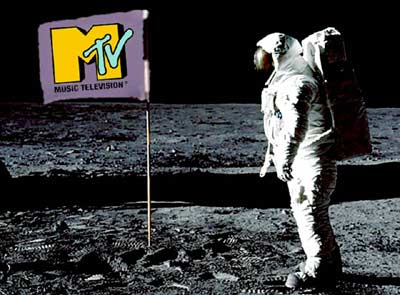 "MTV 80's Promo. This is why they give out ""moon men"" statuettes!"